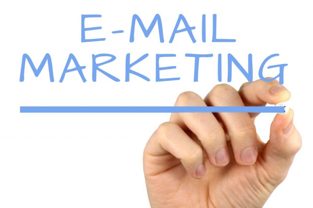 Email marketing met Upperscore